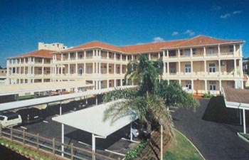 Netcare St Augustine's Hospital by day